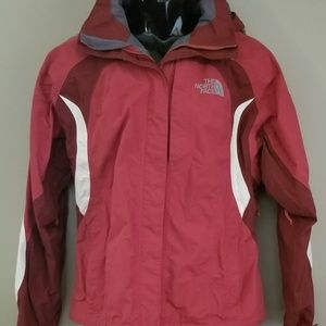 THE NORTH FACE HYVENT JACKET W/HOOD